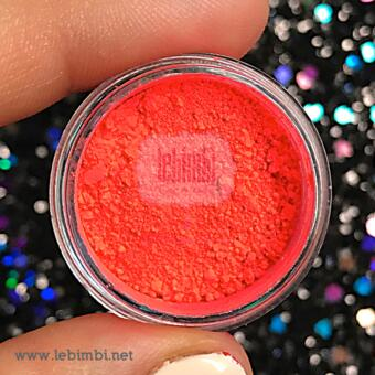 Pigmento Fluo - Red - 1gr