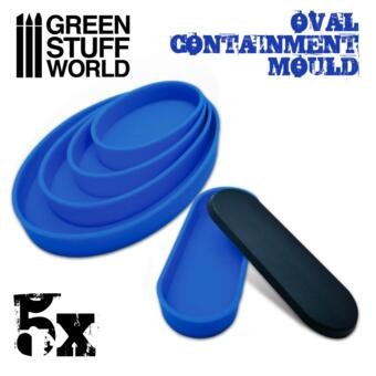 Containment Mould - Ovali - Green Stuff World
