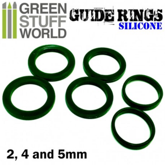 Silicone rolling ring - Green Stuff World
