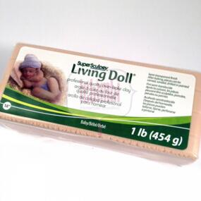 Sculpey Living Doll Bebè - 454gr-
