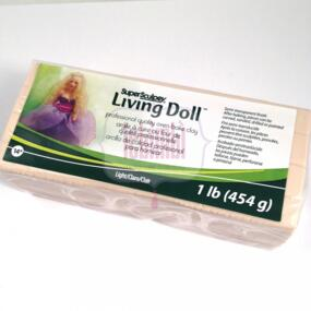 Sculpey Living Doll Light - 454gr-