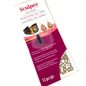 Clay Decals - Sculpey