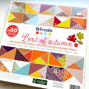 Best of Autumn - 10 fogli mix