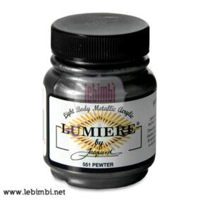 Lumiere #551 Pewter - 2.25 oz