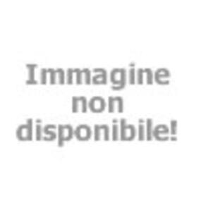 "Charm ""Babbo Natale"" - Gold Plated / Smaltato - 20x19mm - NICKEL FREE - 5 pezzi"
