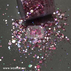 Glitter Mix - Confetti Pop - 4 grammi