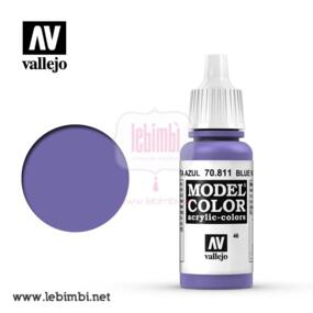 Vallejo MODEL COLOR - Blue Violet 70.811 - 17ml