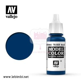 Vallejo MODEL COLOR - Blue 70.925 - 17ml