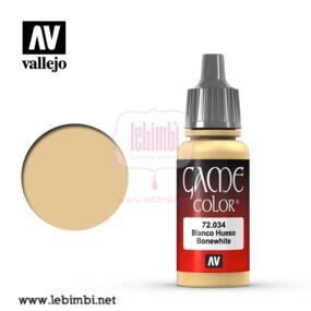 Vallejo GAME COLOR - Bonewhite 72.034 - 17ml