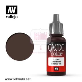 Vallejo GAME COLOR - Smokey Ink 72.068 - 17ml
