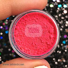 Pigmento Fluo - Rose Red - 1gr