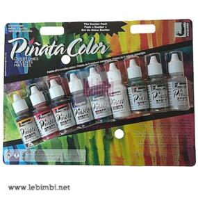 "NEW! Set ""OVERTONES"" 9 Colori Pinata Alcool Ink."