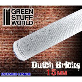 Rollin Pin - Dutch Bricks 15mm - Green Stuff World
