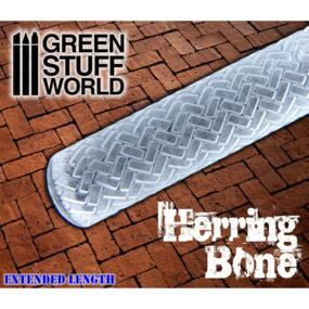 Rollin Pin - Herringbone - Green Stuff World