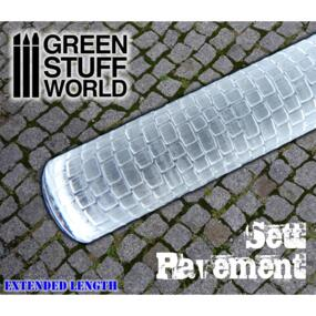 Rollin Pin - Sett Pavement - Green Stuff World