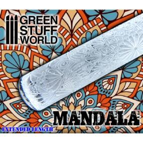 Rollin Pin - Mandala - Green Stuff World