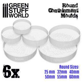 Containment Mould - Cerchi - Green Stuff World