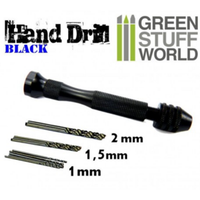 Hand Drill - Green Stuff World